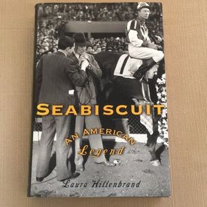 Book, Seabiscuit